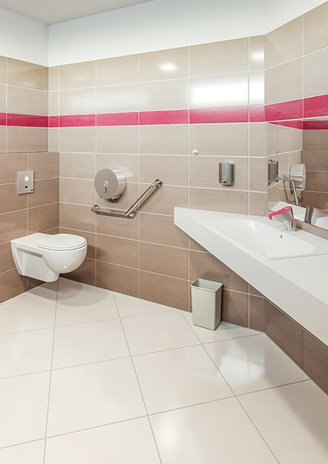 PRESTO NEW TOUCH dans une ambiance sanitaire