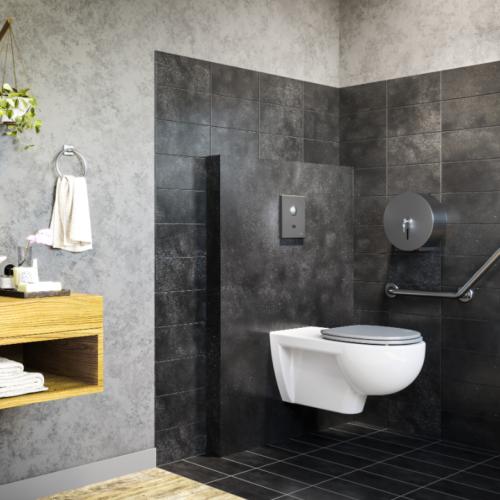 Barre virucide environnement toilette